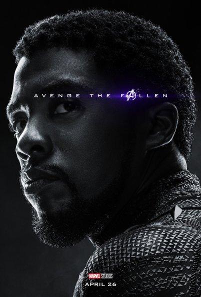 Avenge The Fallen - Black Panther