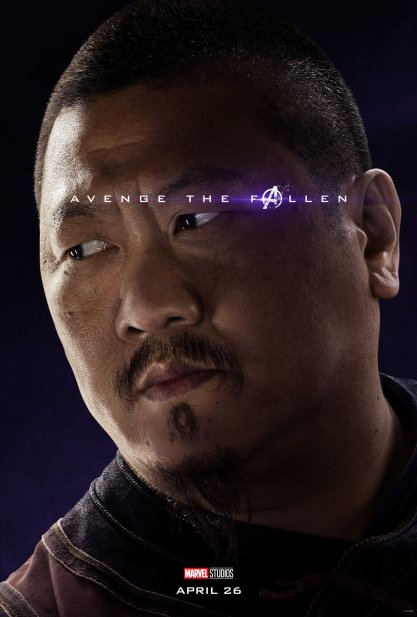 Avenge The Fallen - Wong