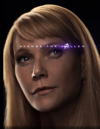 Avenge The Fallen - Pepper Potts