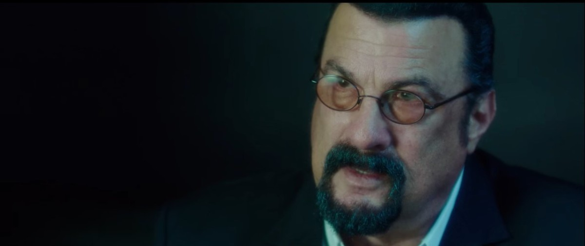 Steven Seagal returns in General Commander!