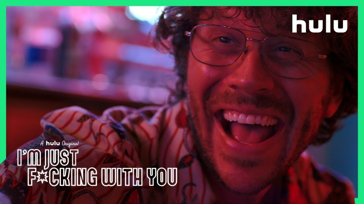 Into the Dark: I'm Just Fucking With You trailer released