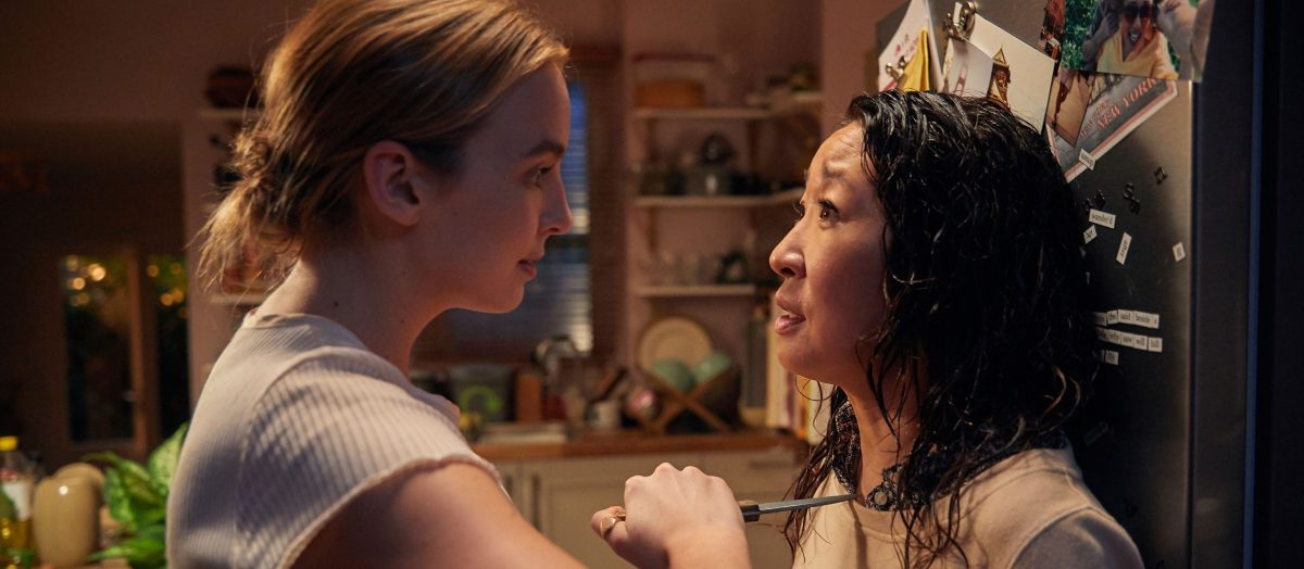 Preview- Killing Eve Season 2 Ep. 8: You're Mine