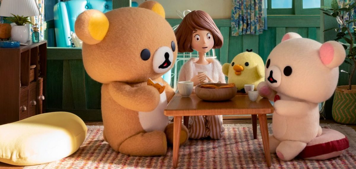 Official trailer released for Rilakkuma and KaoruRilakkuma and Kaoru