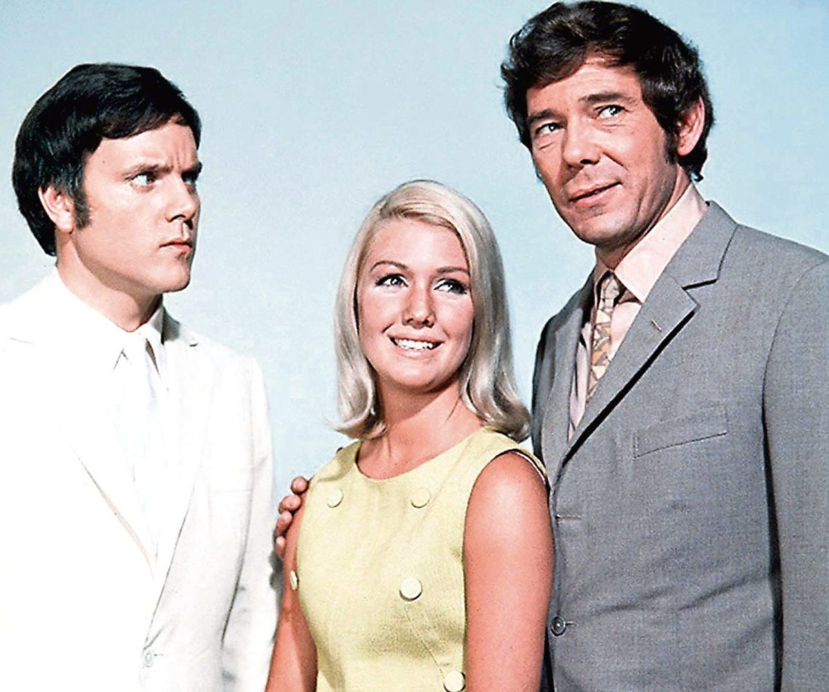 Lucifer Season 4 Remiel: Randall And Hopkirk (Deceased