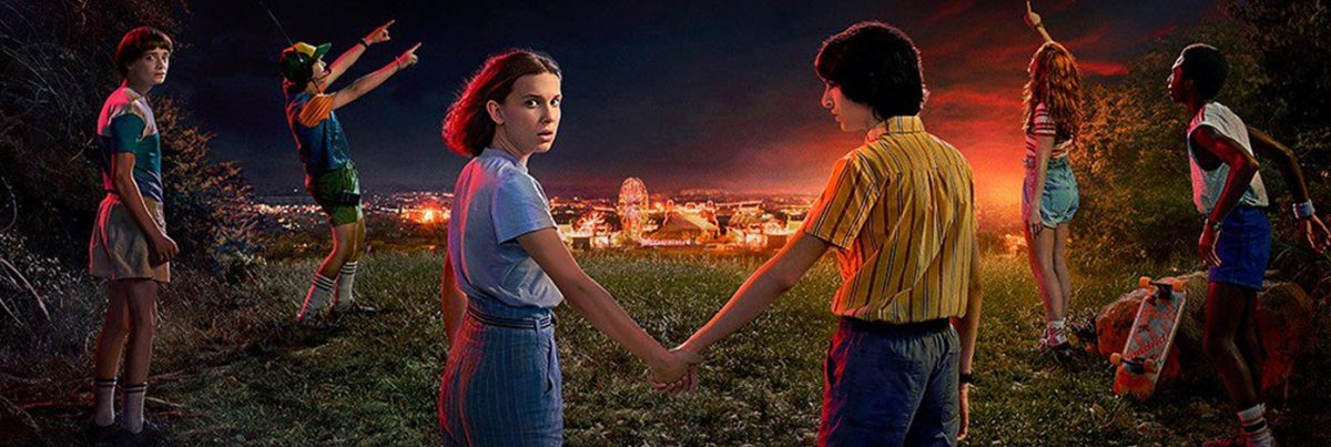Stranger Things Season 3 character posters revealed