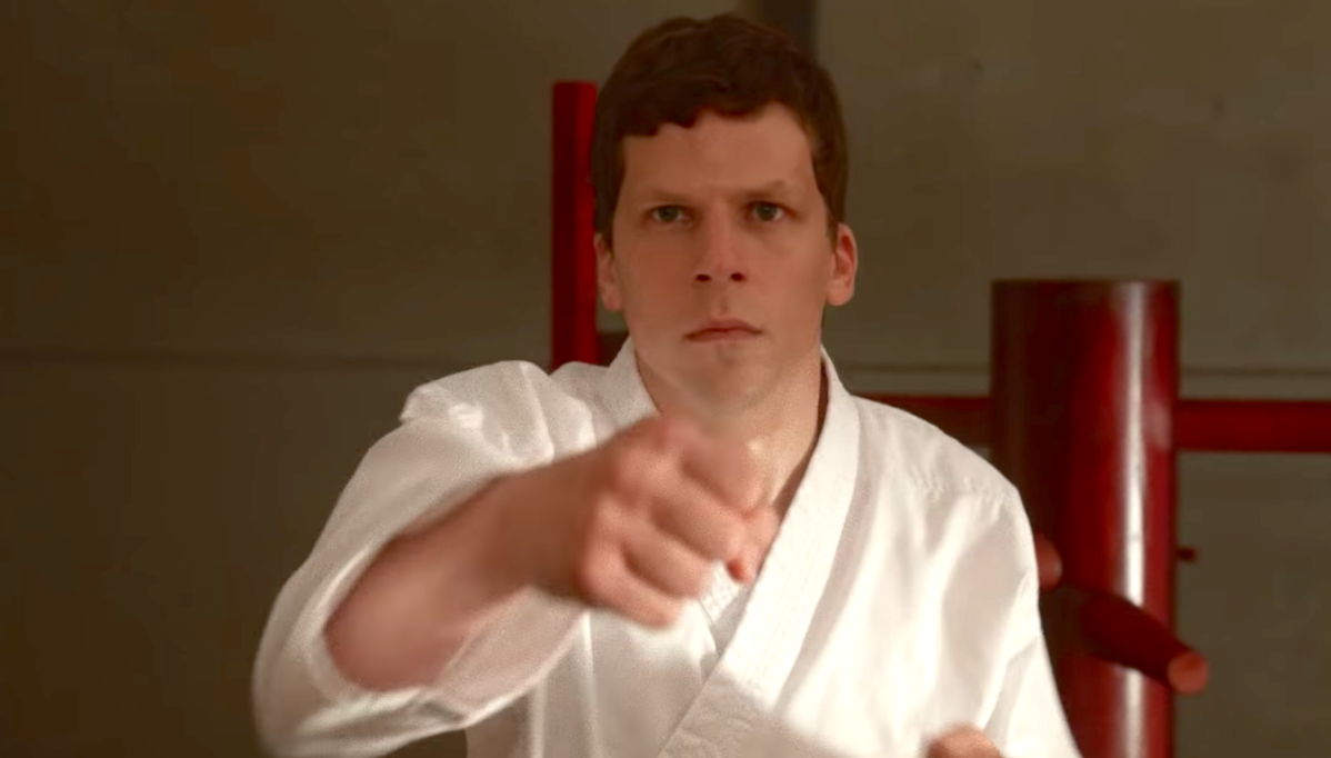 Second trailer released for The Art of Self-Defence